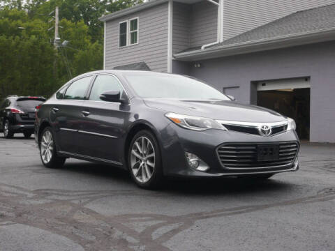 2015 Toyota Avalon for sale at Canton Auto Exchange in Canton CT