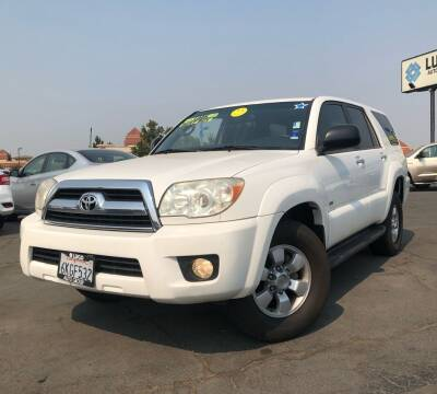 2006 Toyota 4Runner for sale at LUGO AUTO GROUP in Sacramento CA