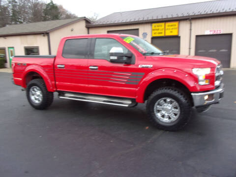 2016 Ford F-150 for sale at Dave Thornton North East Motors in North East PA