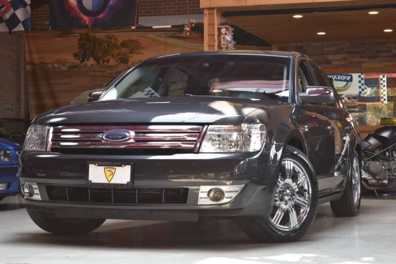 2008 Ford Taurus for sale at Chicago Cars US in Summit IL