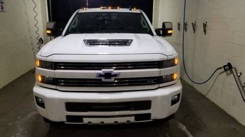 2019 Chevrolet Silverado 3500HD for sale at Performance Autoworks LLC in Havelock NC