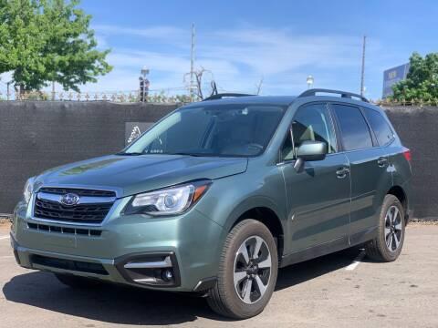 2018 Subaru Forester for sale at AutoAffari LLC in Sacramento CA