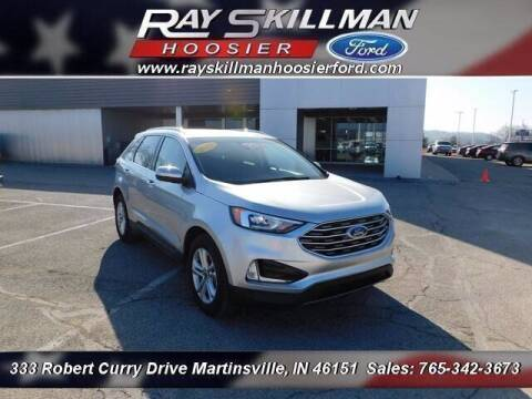 2019 Ford Edge for sale at Ray Skillman Hoosier Ford in Martinsville IN