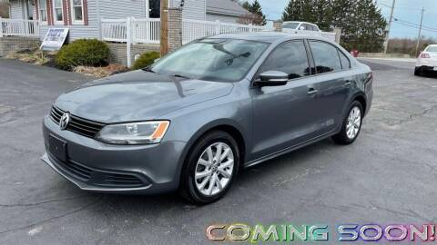 2011 Volkswagen Jetta for sale at RBT Automotive LLC in Perry OH