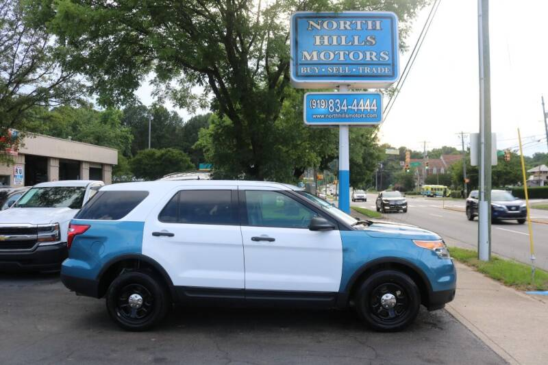 2014 Ford Explorer for sale in Raleigh, NC
