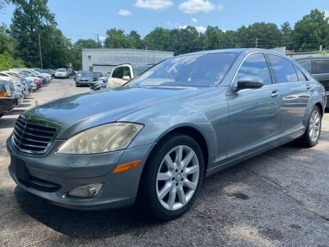 2008 Mercedes-Benz S-Class for sale at Car Online in Roswell GA
