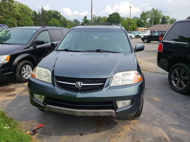 2003 Acura MDX for sale at All State Auto Sales, INC in Kentwood MI