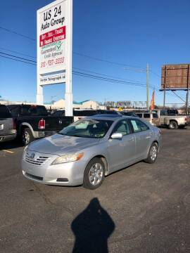 2008 Toyota Camry for sale at US 24 Auto Group in Redford MI