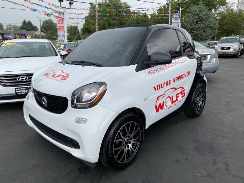 2017 Smart fortwo for sale at WOLF'S ELITE AUTOS in Wilmington DE