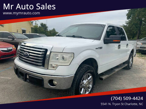 2012 Ford F-150 for sale at Mr Auto Sales in Charlotte NC