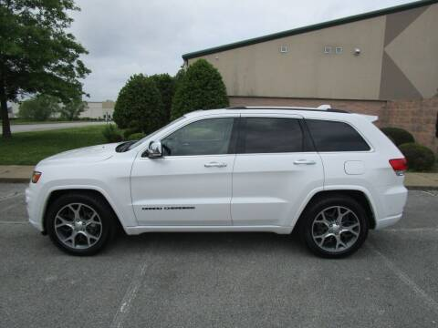 2019 Jeep Grand Cherokee for sale at JON DELLINGER AUTOMOTIVE in Springdale AR