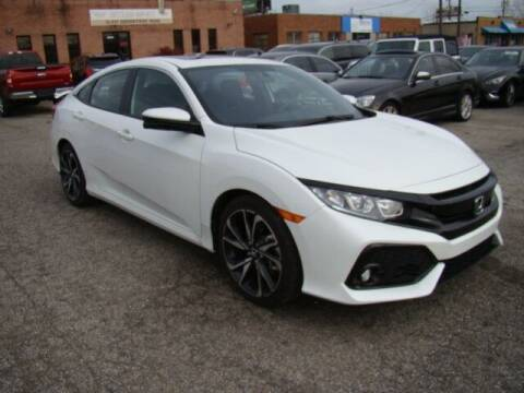 2019 Honda Civic for sale at 1st Class Imports LLC in Cleveland OH