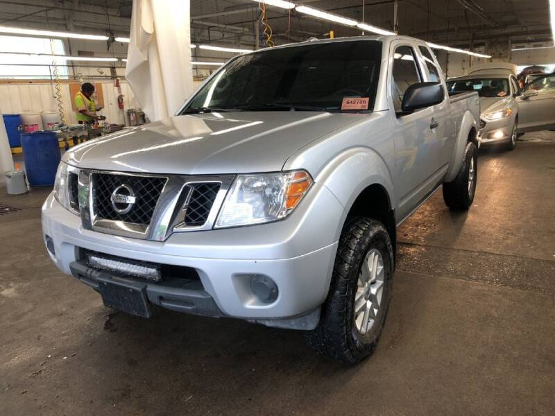 2015 Nissan Frontier for sale at Doug Dawson Motor Sales in Mount Sterling KY