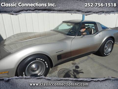 1982 Chevrolet Corvette for sale at Classic Connections in Greenville NC