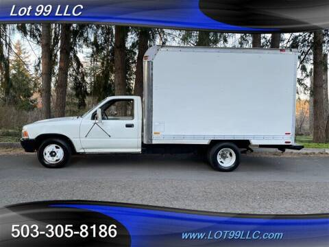 1992 Toyota Pickup for sale at LOT 99 LLC in Milwaukie OR