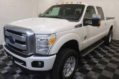 2015 Ford F-250 Super Duty for sale at AH Ride & Pride Auto Group in Akron OH