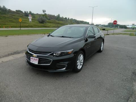 2017 Chevrolet Malibu for sale at Dick Nelson Sales & Leasing in Valley City ND