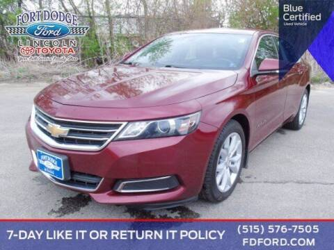 2017 Chevrolet Impala for sale at Fort Dodge Ford Lincoln Toyota in Fort Dodge IA