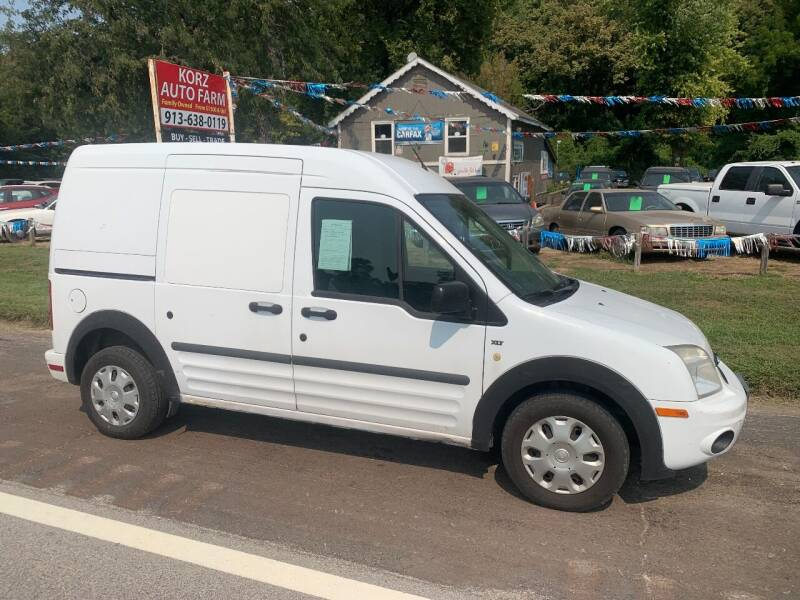 2013 Ford Transit Connect for sale at Korz Auto Farm in Kansas City KS