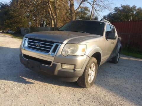 2008 Ford Explorer Sport Trac for sale at Best Buy Autos in Mobile AL