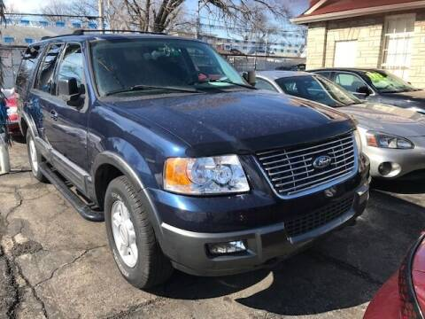 2004 Ford Expedition for sale at GREAT AUTO RACE in Chicago IL