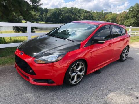 2014 Ford Focus for sale at Cross Automotive in Carrollton GA
