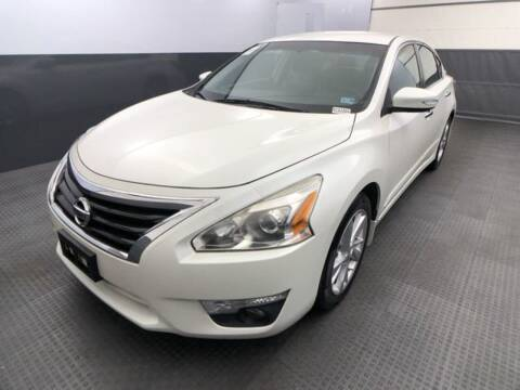 2013 Nissan Altima for sale at L & S AUTO BROKERS in Fredericksburg VA