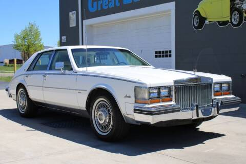 1982 Cadillac Seville for sale at Great Lakes Classic Cars & Detail Shop in Hilton NY