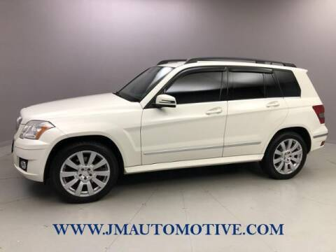 2012 Mercedes-Benz GLK for sale at J & M Automotive in Naugatuck CT