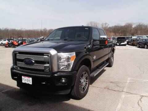 2014 Ford F-250 Super Duty for sale at Dietsch Sales & Svc Inc in Edgerton OH