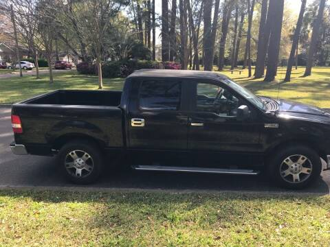 2006 Ford F-150 for sale at Import Auto Brokers Inc in Jacksonville FL