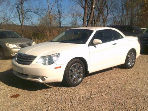 2010 Chrysler Sebring for sale at WEINLE MOTORSPORTS in Cleves OH