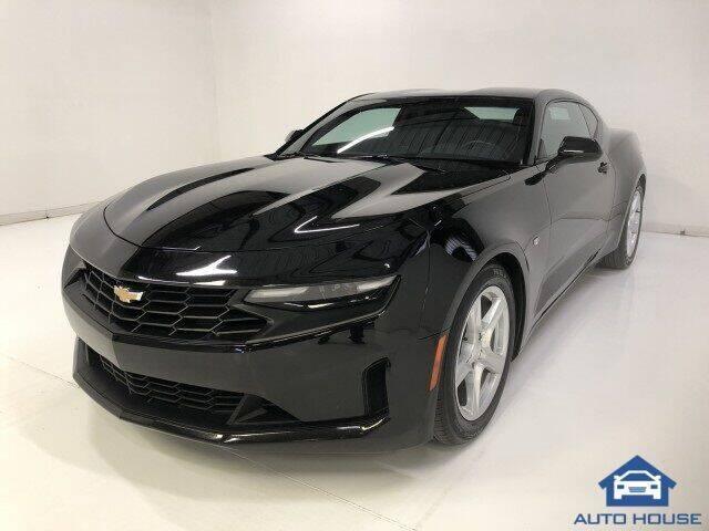 2019 Chevrolet Camaro for sale at MyAutoJack.com @ Auto House in Tempe AZ