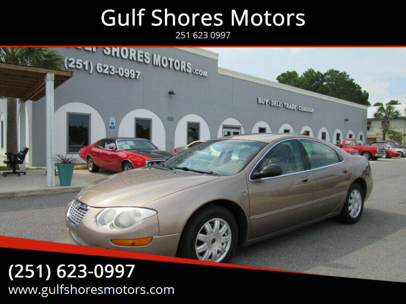 2002 Chrysler 300M for sale at Gulf Shores Motors in Gulf Shores AL