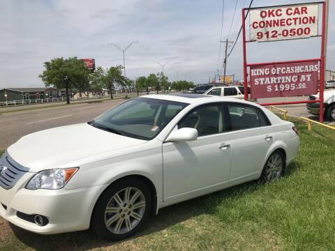 2008 Toyota Avalon for sale at OKC CAR CONNECTION in Oklahoma City OK