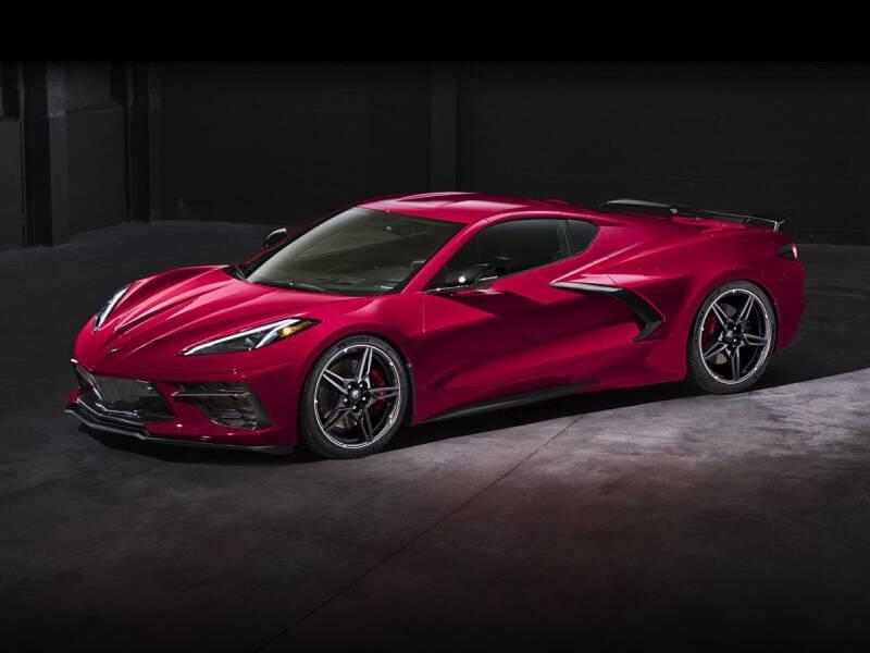 2021 Chevrolet Corvette for sale at CHEVROLET OF SMITHTOWN in Saint James NY