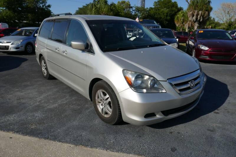 2005 Honda Odyssey for sale at J Linn Motors in Clearwater FL