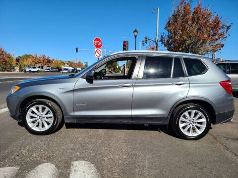 2013 BMW X3 for sale at Coast Auto Sales in Buellton CA