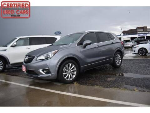 2020 Buick Envision for sale at South Plains Autoplex by RANDY BUCHANAN in Lubbock TX