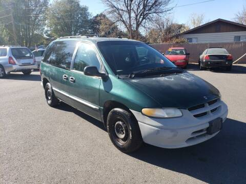 1999 Dodge Caravan for sale at Progressive Auto Sales in Twin Falls ID