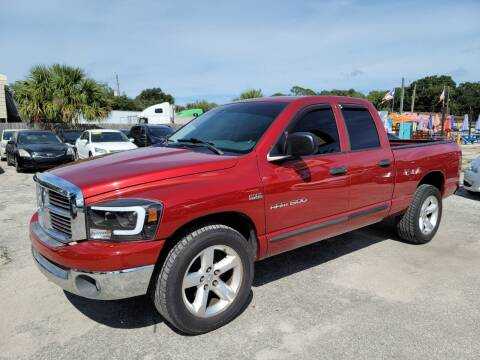 2006 Dodge Ram Pickup 1500 for sale at Trust Motors in Jacksonville FL