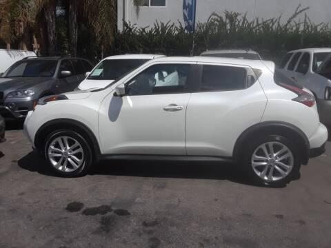 2015 Nissan JUKE for sale at Western Motors Inc in Los Angeles CA