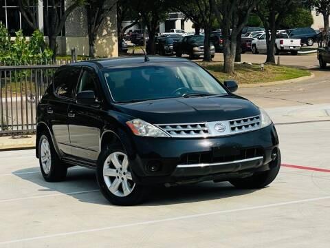 2006 Nissan Murano for sale at Texas Drive Auto in Dallas TX