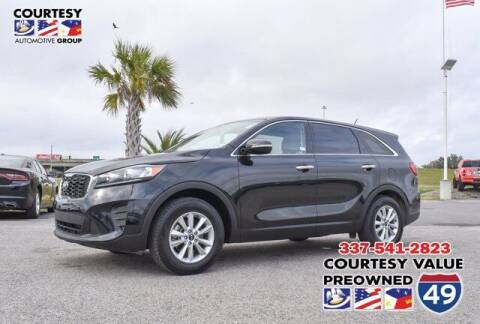 2019 Kia Sorento for sale at Courtesy Value Pre-Owned I-49 in Lafayette LA