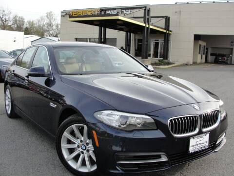 2014 BMW 5 Series for sale at Perfect Auto in Manassas VA