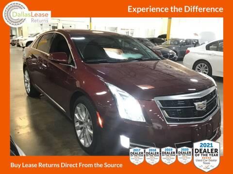 2017 Cadillac XTS for sale at Dallas Auto Finance in Dallas TX