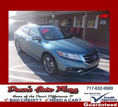 2014 Honda Crosstour for sale at Dean's Auto Plaza in Hanover PA