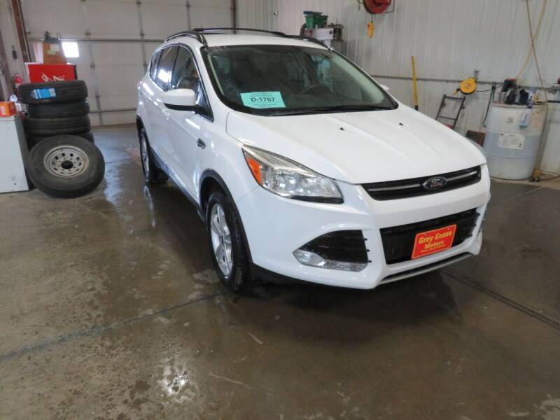 2013 Ford Escape for sale at Grey Goose Motors in Pierre SD
