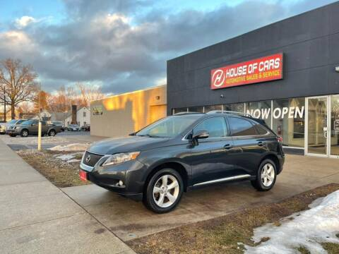 2011 Lexus RX 350 for sale at HOUSE OF CARS CT in Meriden CT