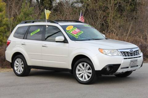 2013 Subaru Forester for sale at McMinn Motors Inc in Athens TN